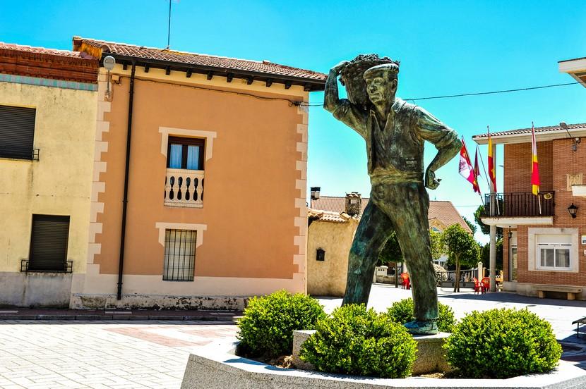 Monumento del Viticultor, Ribera del Duero