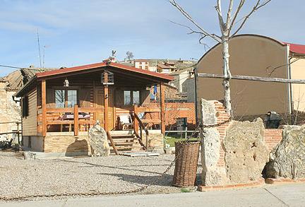 Casa Rural El Paso, en la Ribera del Duero