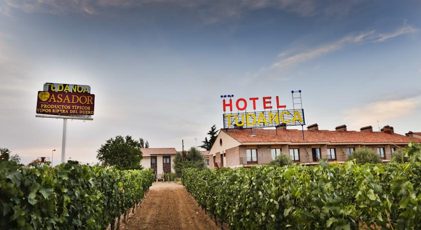 Bodega - Hotel Tudanca Aranda