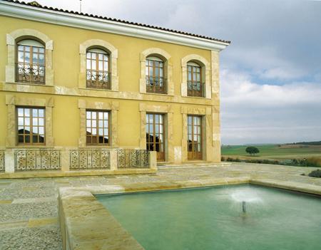 Bodegas Áster a visitar en Ribera del Duero