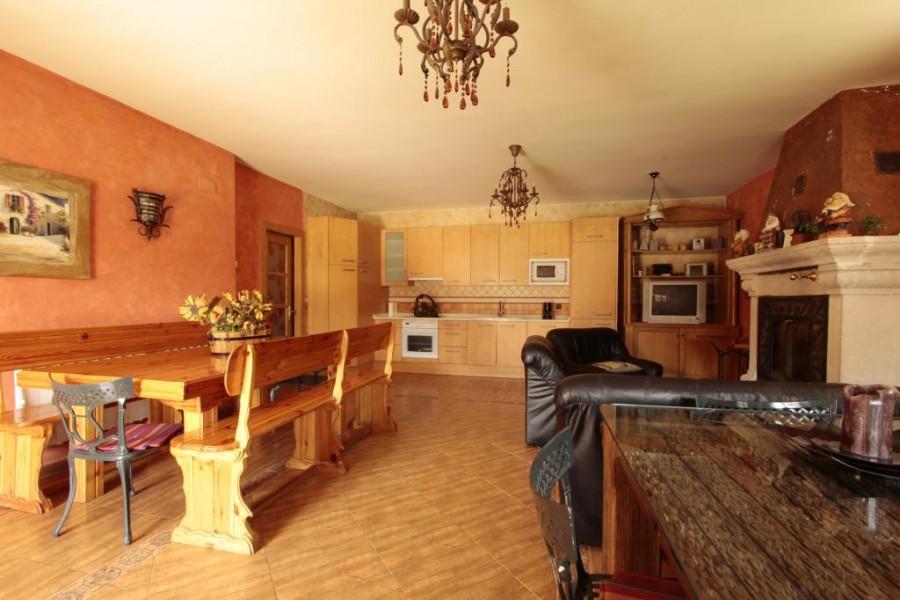 Casa Rural Ribera del Duero, Quemada