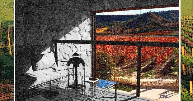 Hoteles Bodegas en la Ribera del Duero ¡Y Viceversa!