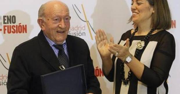 Premio en Enofusión para Alejandro Fernández