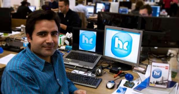HCTech trabaja para Silicon Valley