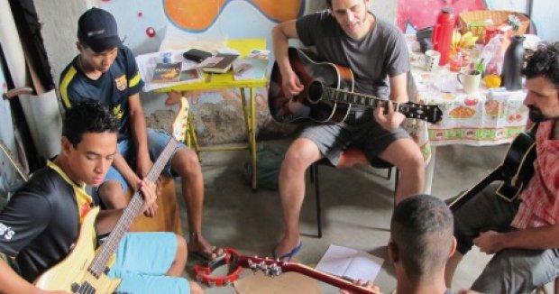 El Proyecto del Sonorama en 2015, Leãozinho