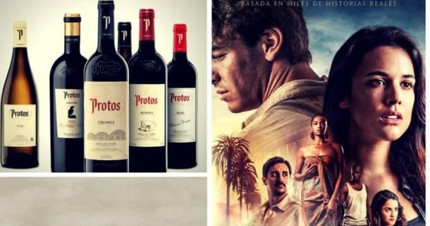 El Vino Protos en el Cine