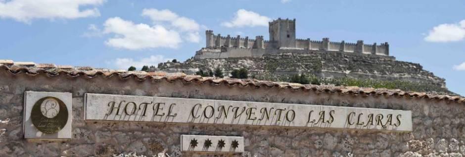Hotel 4 convento las claras en el n cleo urbano de pe afiel - Spa urbano valladolid ...