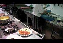 Restaurante Aitana. Escabechado de Chipirones